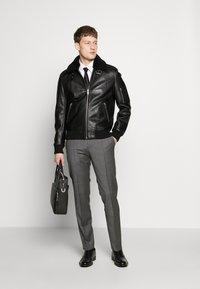 JOOP! - BLAYR - Suit trousers - grey - 1