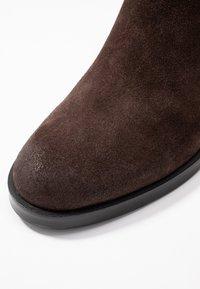 Adele Dezotti - Ankle boots - testa di moro - 2