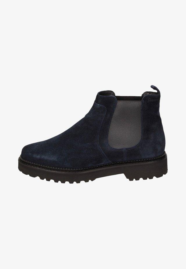 VESILCA - Classic ankle boots - blue