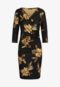 Apart - Jersey dress - schwarz-multicolor - 2