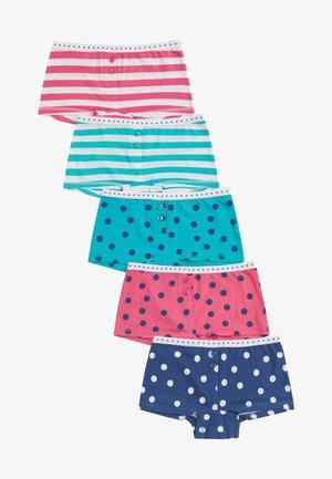 5 PACK  - Pants - blue