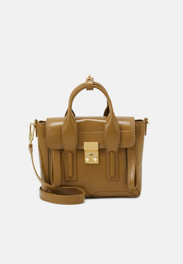 PASHLI MINI SATCHEL - Handbag - olive