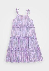 J.CREW - ELISE LONG DRESS - Day dress - pink peri - 0