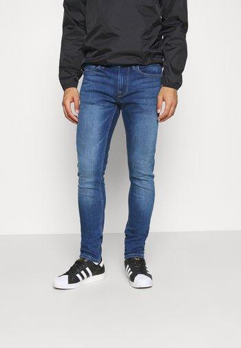 FINSBURY - Jeans slim fit - blue denim