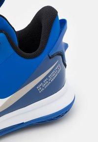 Nike Performance - LEBRON WITNESS 5 - Basketball shoes - game royal/white/black - 5