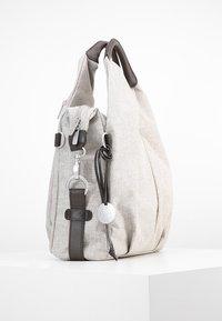 Lässig - NECKLINE BAG - Sac à langer - choco melange - 3