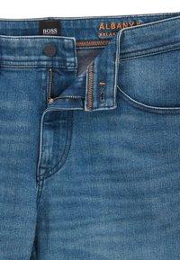 BOSS - ALBANY  - Straight leg jeans - blue - 5