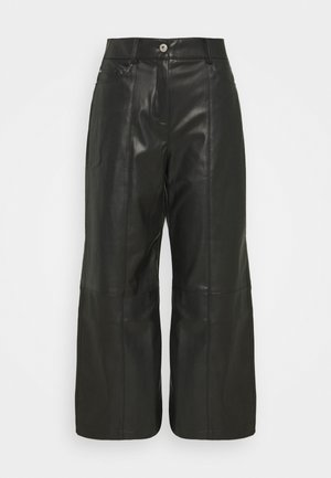 CULOTTE NAPP - Trousers - black