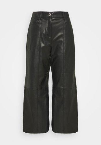 CULOTTE NAPP - Trousers - black