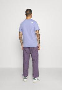 The North Face - STANDARD TEE - T-shirt imprimé - sweet lavender - 2