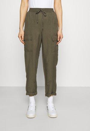 CARGO - Cargo trousers - khaki