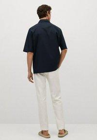 Mango - LORCA - Shirt - mørk marineblå - 2