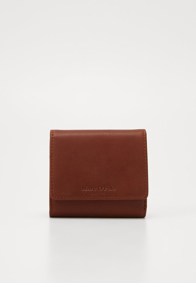 COMBI WALLET - Lommebok - authentic cognac