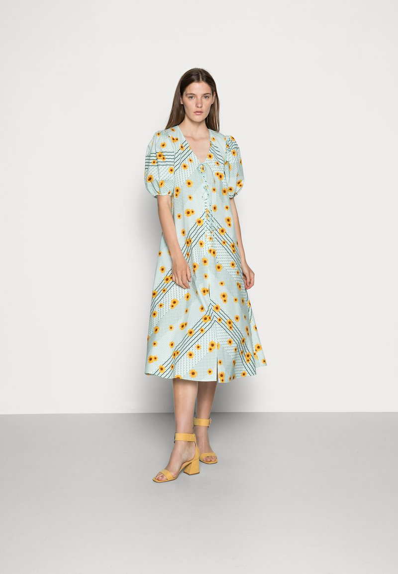 Résumé - FANNY DRESS - Day dress - mint