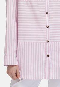HELMIDGE - Button-down blouse - rosa - 4