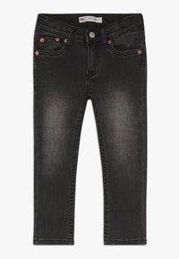 Levi's® - 510 SKINNY FIT - Jeans Skinny Fit - black ice - 0
