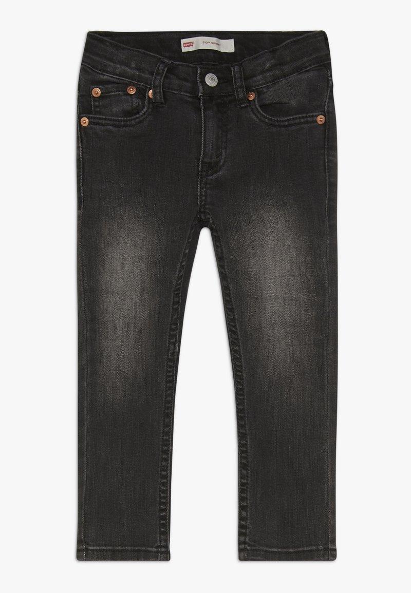 Levi's® - 510 SKINNY FIT - Jeans Skinny Fit - black ice