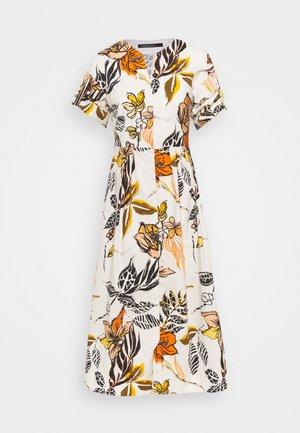 Maxi šaty - cashew
