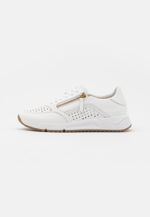Trainers - weiß/gold