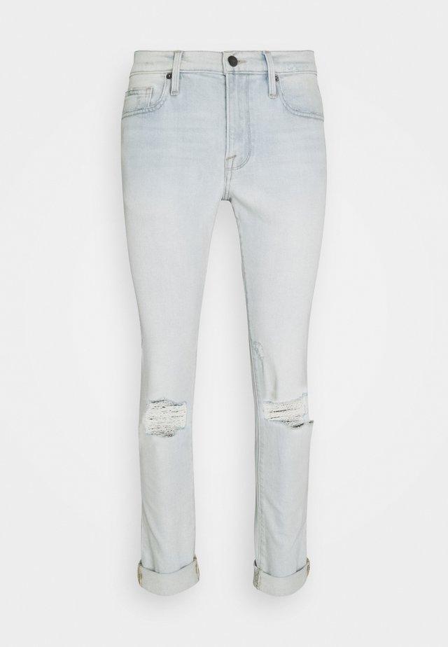 Jeans Skinny - sugarcane rips