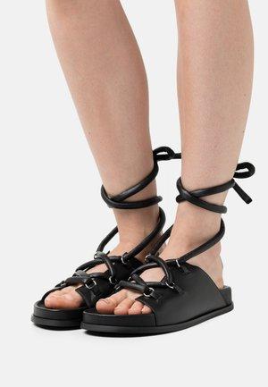 BLAKE - Sandals - black
