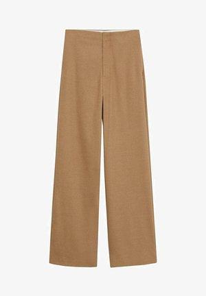 BLANCA - Pantalon classique - beige