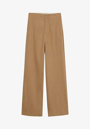 BLANCA - Trousers - beige