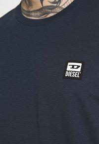 Diesel - T-DIEGOS-K30 - Camiseta básica - blue - 3
