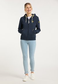 Schmuddelwedda - Zip-up sweatshirt - marine - 1