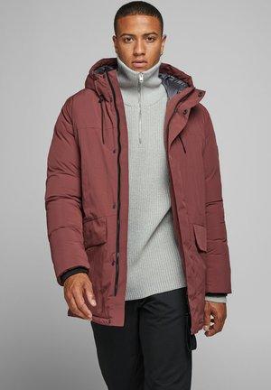 JPRBLAINK  - Winter coat - hot chocolate