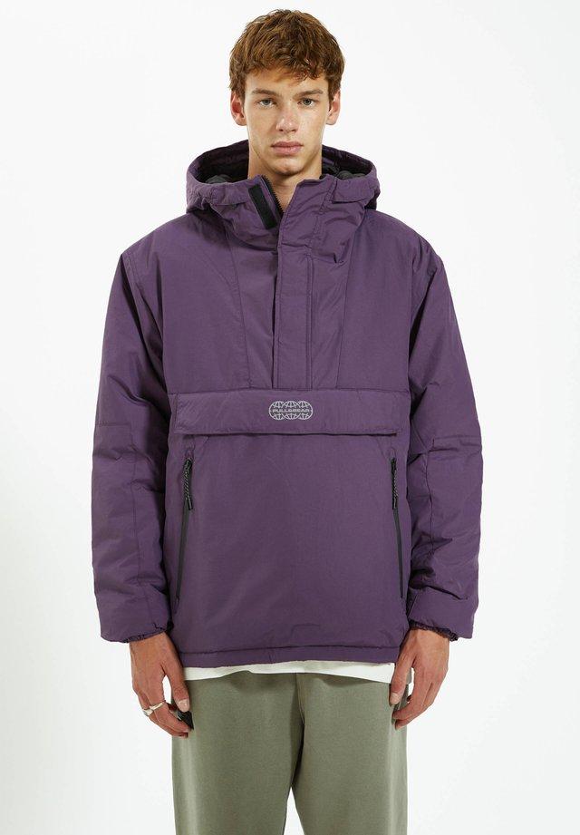 MIT BAUCHTASCHE - Light jacket - mauve
