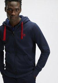 North Sails - Zip-up hoodie - navy blue - 2