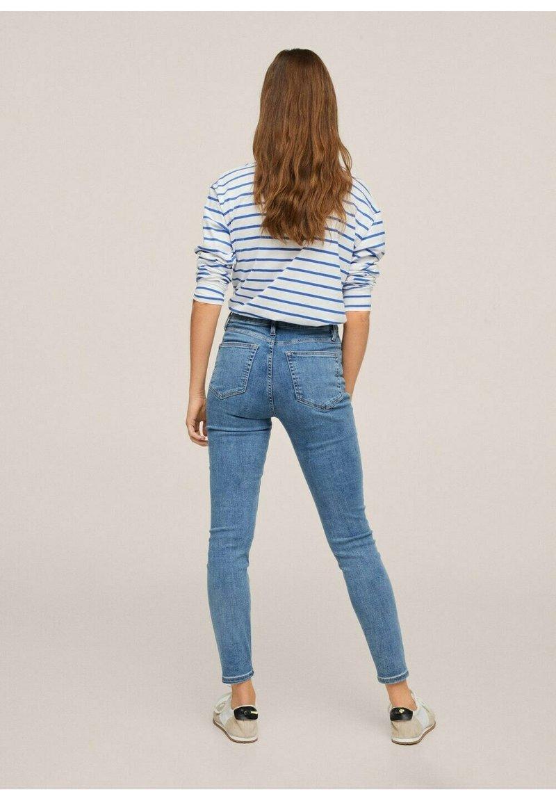 Mango - Jeans Skinny Fit - medium blue