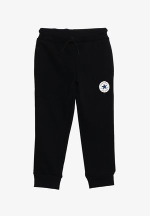 CHUCK PATCH - Tracksuit bottoms - black