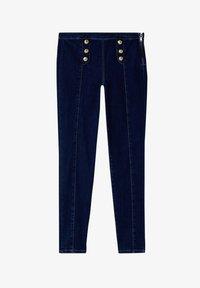 LIU JO - Jeans Skinny Fit - blue denim - 4