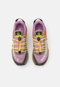 Merrell - LONG SKY SEWN - Běžecké boty do terénu - brindle - 3