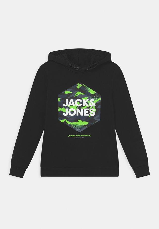 JJPRIME HOOD JR - Sweatshirts - black