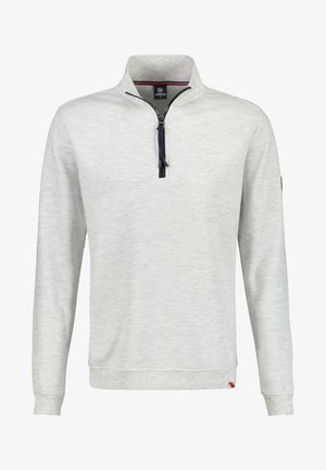 Sweatshirt - greyish white