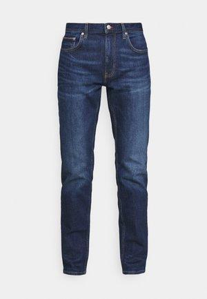 STRAIGHT DENTON - Jeans straight leg - kima indigo