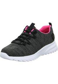 Rieker - Sneakers laag - anthrazit/ schwarz - 1