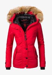 Navahoo - LAURA - Winter jacket - red - 0