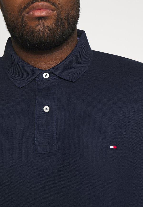 Tommy Hilfiger Koszulka polo - blue/granatowy Odzież Męska AYRA