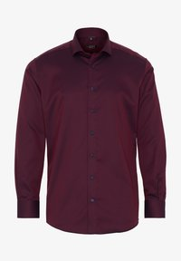 Eterna - MODERN FIT - Shirt - bordeaux - 3