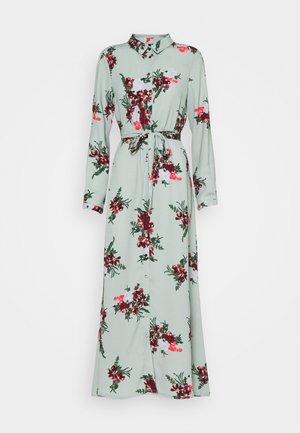 VMNEWALLIE DRESS  - Robe longue - green milieu
