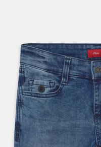 s.Oliver - Slim fit jeans - blue denim - 2
