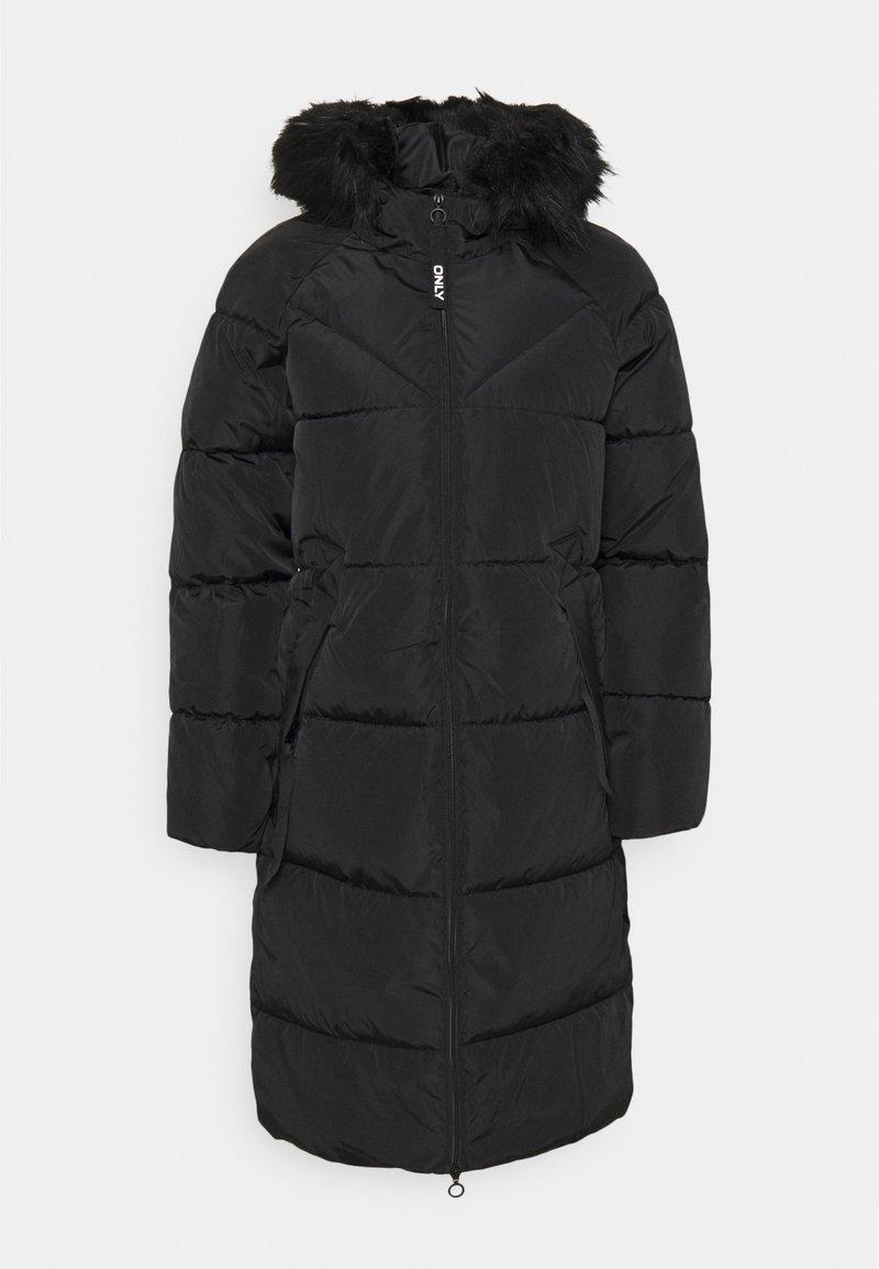 ONLY - ONLMONICA LONG PUFFER COAT  - Winter coat - black