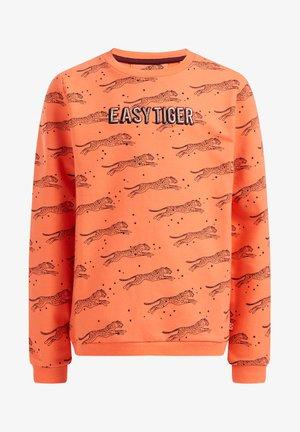 MET DESSIN - Sweatshirt - bright orange