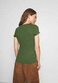Anna Field - Basic T-shirt - olive - 2