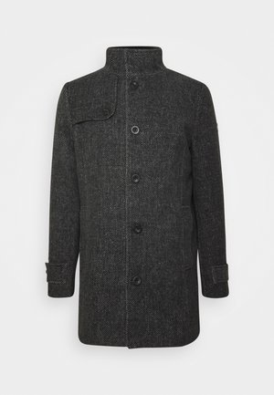 COAT - Halflange jas - grey