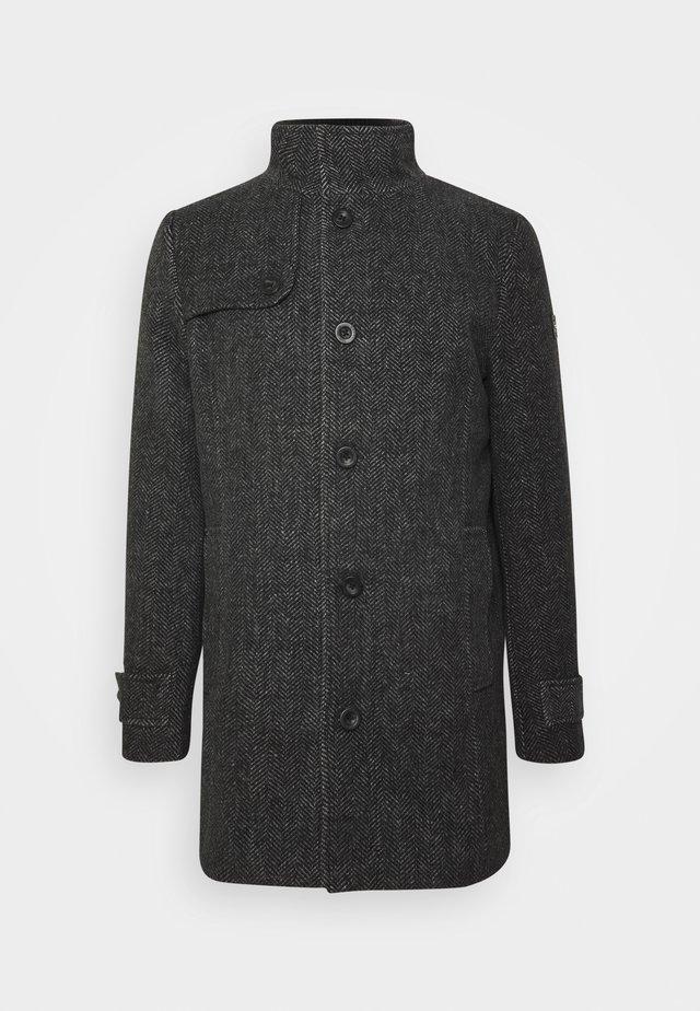 COAT - Short coat - grey